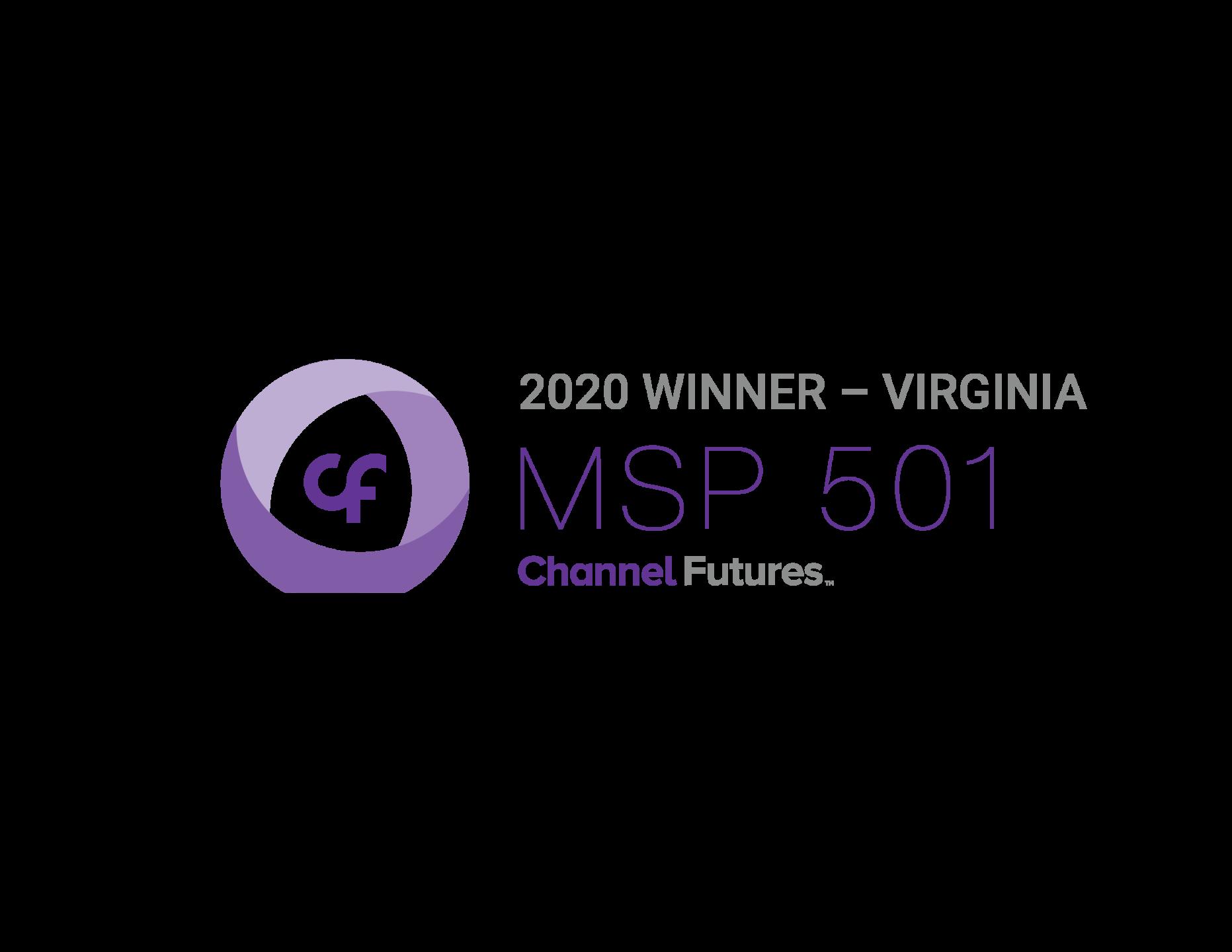 Focus Data Solutions MSP 501 2020 Winner